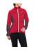 VAUDE Resca Softshell Jacket Women indian red
